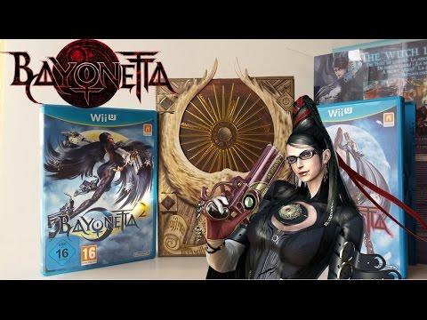 FRIKI'S SHOP: Bayonetta 2 First Print Edition | Hola, soy una edición sobrevalorada.