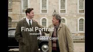 Final Portrait reviewed by Robbie Collin