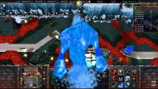 Warcraft III - Hero Line Wars - Elemental