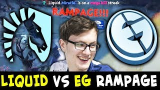 LIQUID vs EG — MIRACLE RAMPAGE vs ARTEEZY