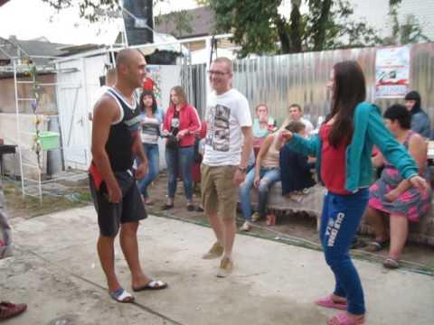 танцы, свадьба второй день