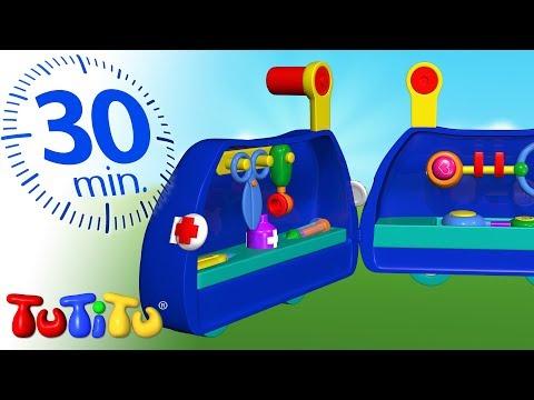 TuTiTu Specials   Doctor Kit   Best Kids Toys   30 Minutes Special