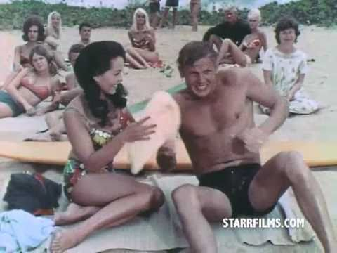 ride the wild surf 1964 movie trailer ride the wild surf 1964 trailer