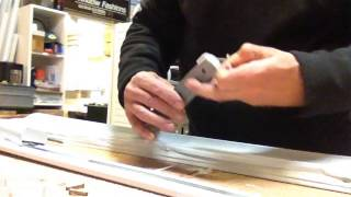 Levolor~Kirsch Cordless Shade Repair - Part1