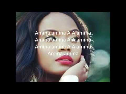 Amina : SANAIPEI TANDE (lyrics by faith)