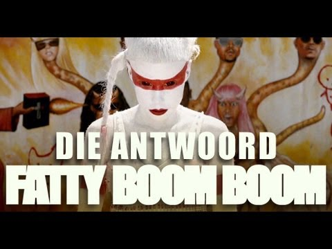 Die Antwoord - fatty Boom Boom (official Video) video