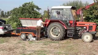 Jaką moc ma Zetor 7211? Test na hamowni 27-letniego ciągnika | FARMER.PL