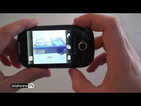 Samsung Corby S3650 Videoreview Da Telefonino.net video