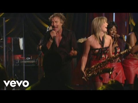 Rod Stewart - Having A Party