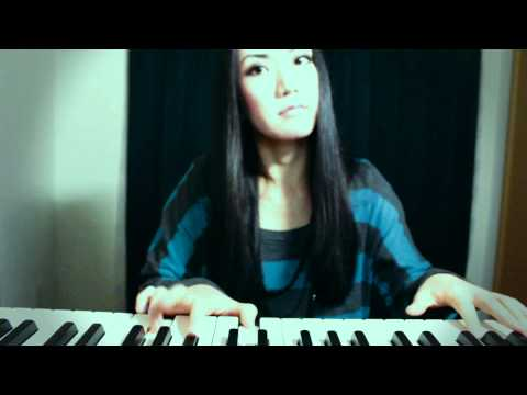 Cher Lloyd - Want U Back Piano Cover video