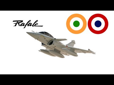 Indian 'n French AirForce - Flying the Rafale. [Episode: 1]