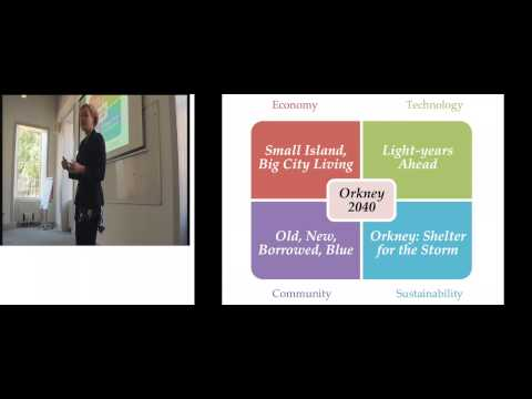 Aster de Vries Lentsch: Community Perspectives on Orkney marine energy futures