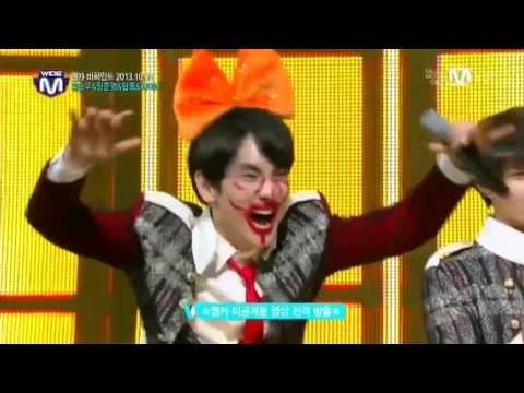 [131107] SHINee 샤이니 Lipstick Mission
