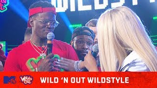 DC Young Fly Gets Put on Blast (ft. Goodie Mob) 😂 | Wild 'N Out | #Wildstyle