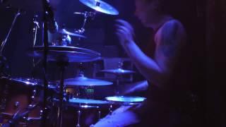 STRATOVARIUS Drum-Cam Footage @ Tavastia Helsinki 8.3.2013