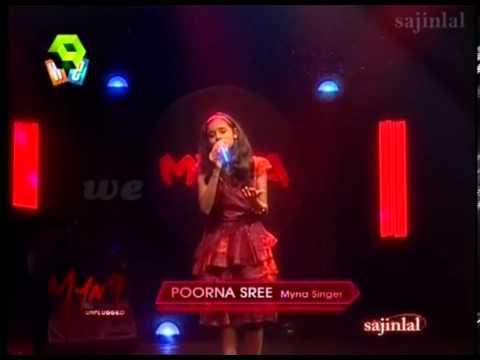mayilay Parannu Vaa By Poornasree - Myna On Kairali We