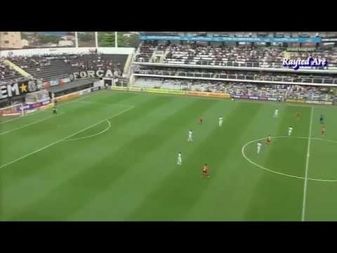 Charles Aránguiz (Internacional) vs Santos (Nov. 2nd 2014)