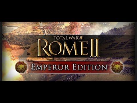 Rally Point - Эпизод 21. Презентация Total War:Rome II Императорское Издание (RUS)