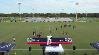 Allstate DA Winter Cup: U-18/19 FC Dallas vs. LA Galaxy