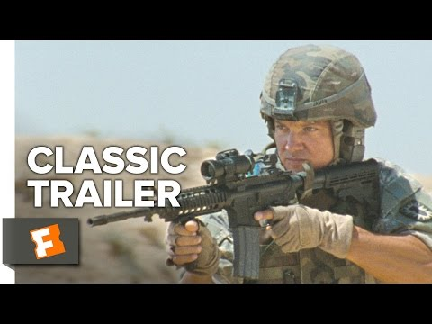 The Hurt Locker (2008) Official Trailer - Jeremy Renner, Anthony Mackie Movie HD