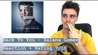 Download Lagu Selena Gomez - Back To You | Reaction + Rating Gratis STAFABAND