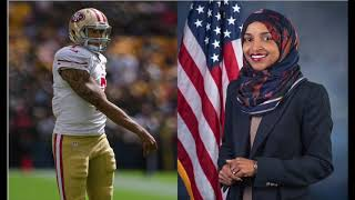 Leaked Texts Between Colin Kaepernick and Ilhan Omar (THE SAAD TRUTH_939)