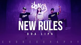 Download video New Rules  - Dua Lipa | FitDance Life (Choreography) Dance Video