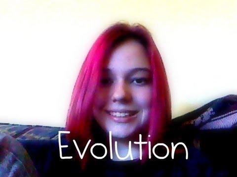 High School Science Class on Evolution