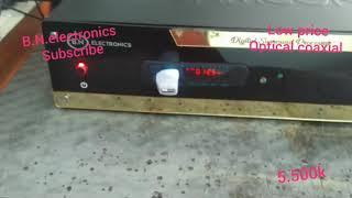 5.1 digital connect B.N.electronics