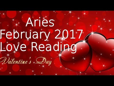 Aries February 2017 Love Tarot Reading - Extended - Romance Angels