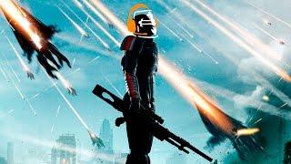 Каким должен был быть Mass Effect