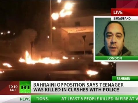 'Iran neighbors arming up, Bahrain