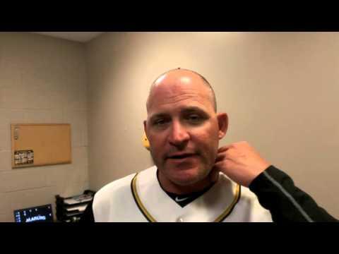 Jacksonville Suns: David Berg Post Birmingham 4-11-16