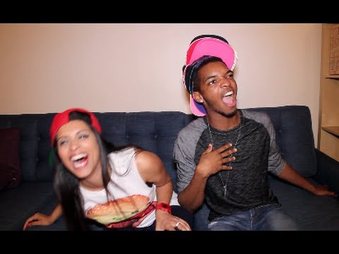 Jelly Bean Challenge (ft. Kingsley)