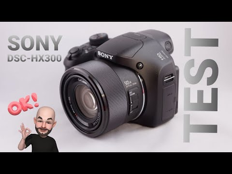 Sony DSC-HX300 -test video photo sample HD