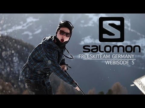 Salomon Webisode Episode 5 - The Trip