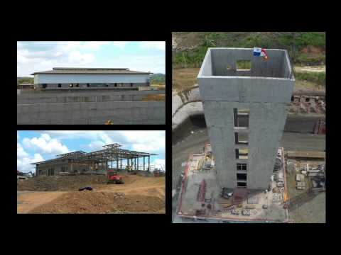 Highlights: Panama Canal Expansion Program Update - April 2014