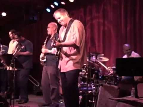dave stryker and blue to the bone @ birdland-blue to the bone