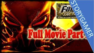 Fallout Tactics: Brotherhood of Steel Full Movie Part 1 All Custscenes