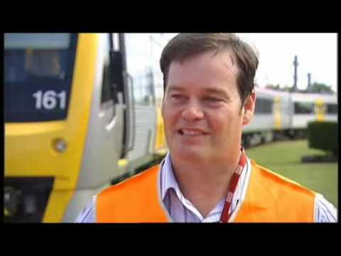 Channel Seven News Flashbacks on QR (Queensland Rail)