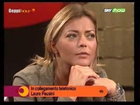Geppi Hour :Vittoria Belvedere e telefonata di Laura Pausini