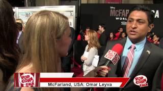 Omar Leyva @ The McFarland, USA Premiere