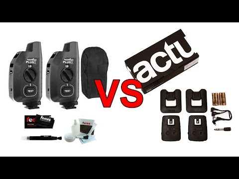 PocketWizard Plus X vs Cactus V5 Triggers - Alex Wants to Know Which One I Would Choose & Why?