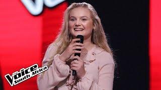 Tasché Burger – 'Lisa se Klavier' | Blind Audition | The Voice SA: Season 3 | M-Net