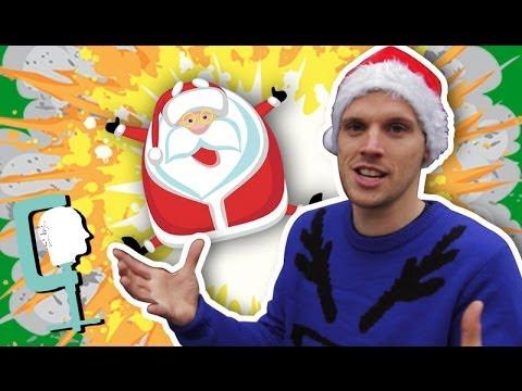 12 vánočních explozí