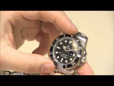 Rolex Submariner Watch Review