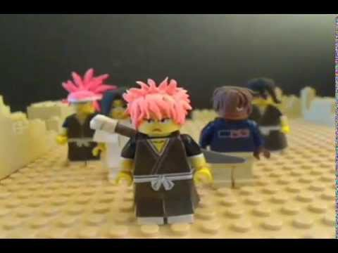 how to clean lego with bleach
