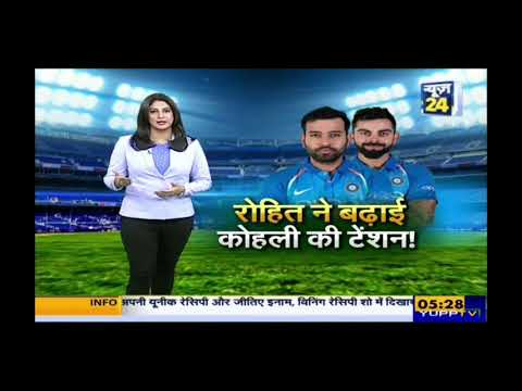 Rohit Sharma vs virat kohli for Indian captain, India vs west indies
