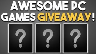 AWESOME PC Games GIVEAWAY and WEIRD PC Port ISSUES in 2017