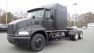 2003 Mack Vision Start Up, Exhaust, and In Depth Tour